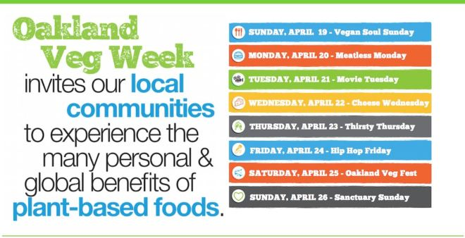 Oakland Veg Week